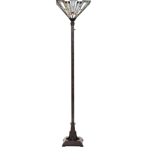 Maybeck Torchiere Floor Lamp TFMK9471VA