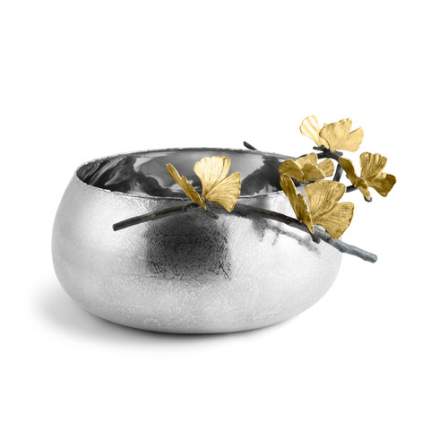 Butterfly Ginkgo Bowl by Michael Aram