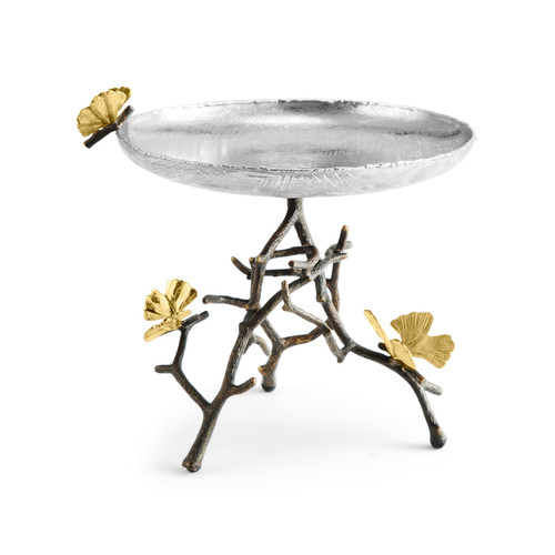 Butterfly Ginkgo Candy Dish by Michael Aram