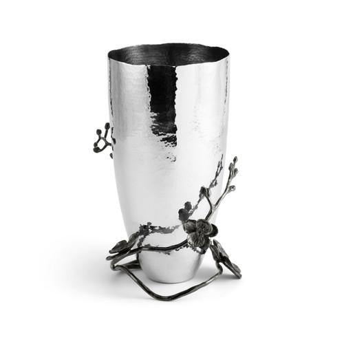 Black Orchid Vase Large by Michael Aram