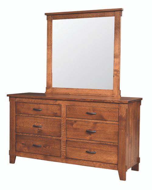 Hampton Dress and Mirror
