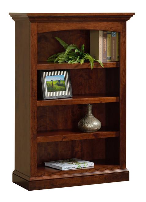 Traditional Bookcase BK-TR-1230-48 by Dutch Creek