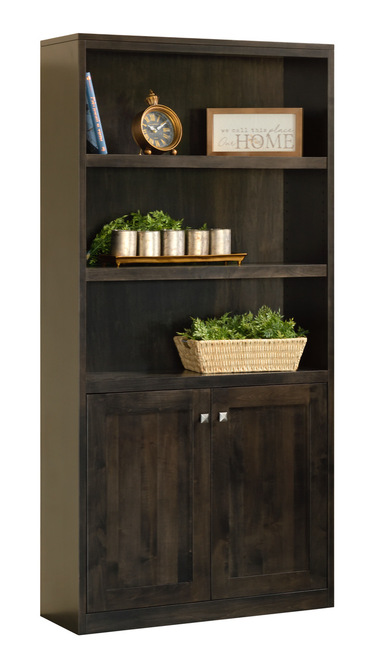 Contemporary Bookcases BK-CT-1236-72 by Dutch Creek