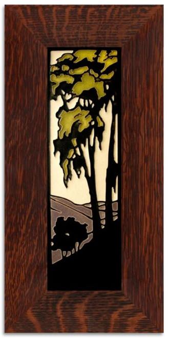 Framed 4x12 Eucalyptus
