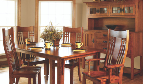 Liberty Mission Dining Collection