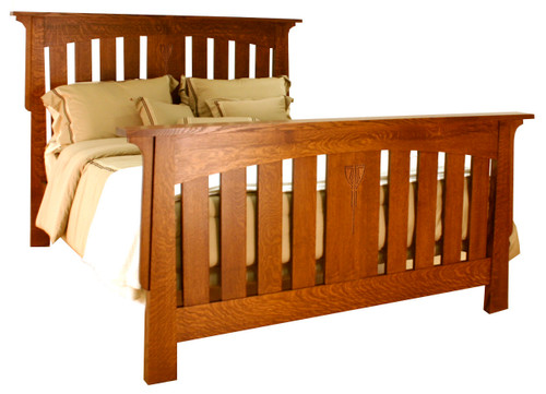 Aurora Slat Bed ACW-BD