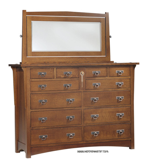 "65"" x 44.5"" Craftsman Grand Chest CRW-6512"