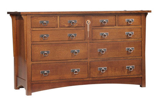 "65"" x 36"" Craftsman Grand Chest CRW-6510"