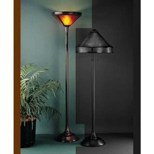 The Mica Lamp Company 070 Torchiere Floor Lamp