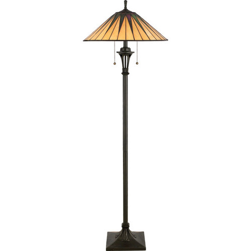 Contemporary Gotham Floor lamp TF9397VB-Q