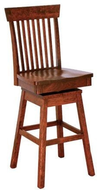Shaker Swivel Counter/Bar Stool 11807-VV