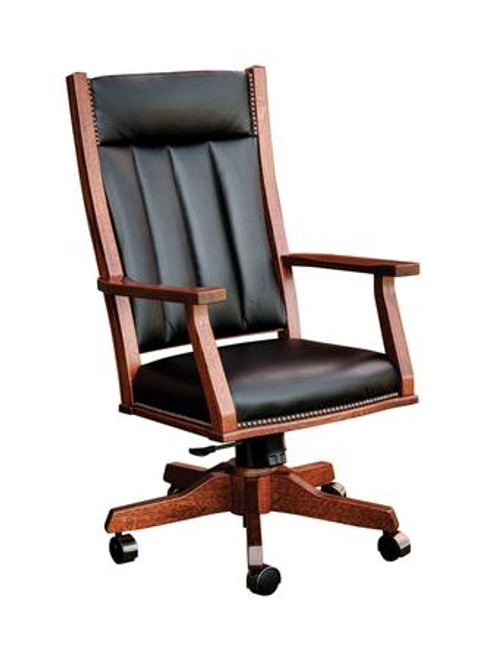 Mission Office Chair with Gas Lift MOC-BER-250