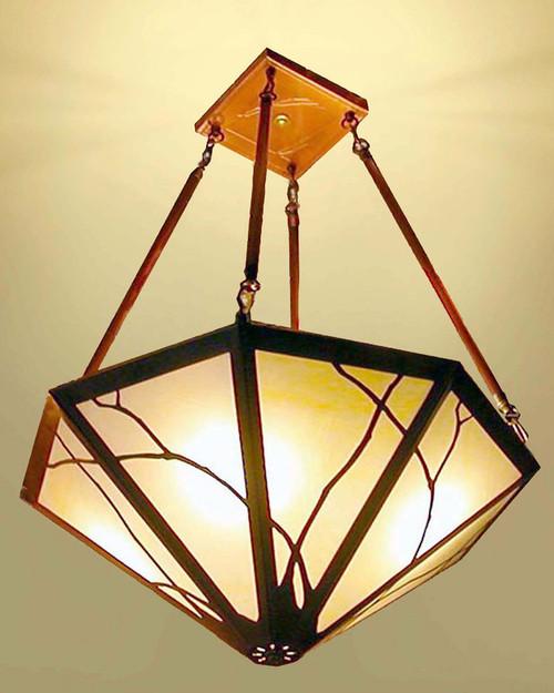 Chandelier - Art Nouveau Design