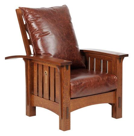 Craftsman Morris Chair Crw 1403