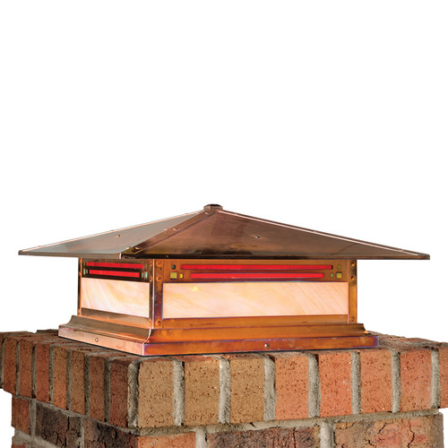 Glen Canyon Shallow Column Mount With 24 Quot Roof 407 61