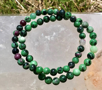 6mm Ruby Zoisite