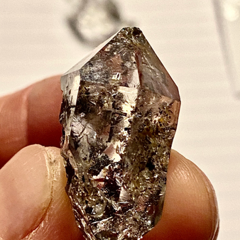 Herkimer Diamond Raw Natural