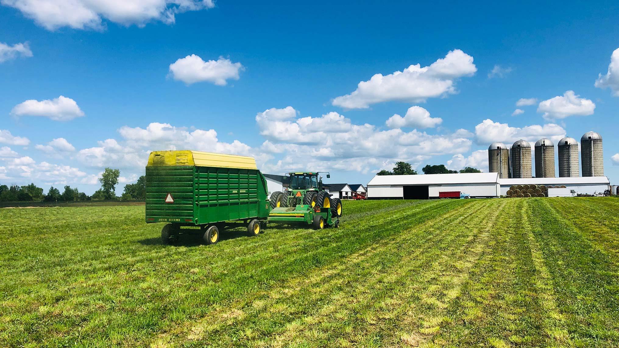 Kip Siegler Farming Products Farm Focused