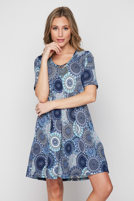 Whitewater River Dress