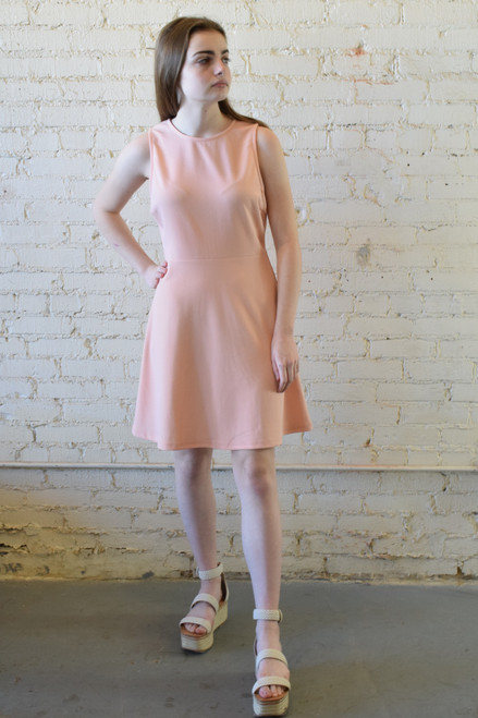 Meet you at the Barre Dress