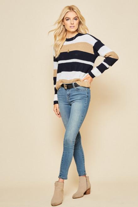 Masonboro Sound Sweater