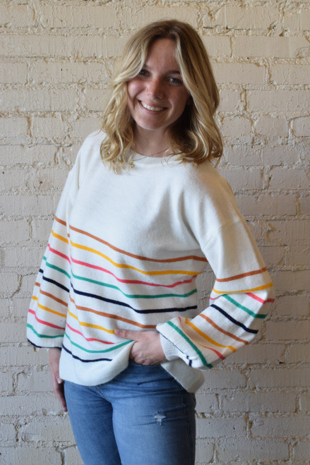 Wrightsville Beach Marina Sweater