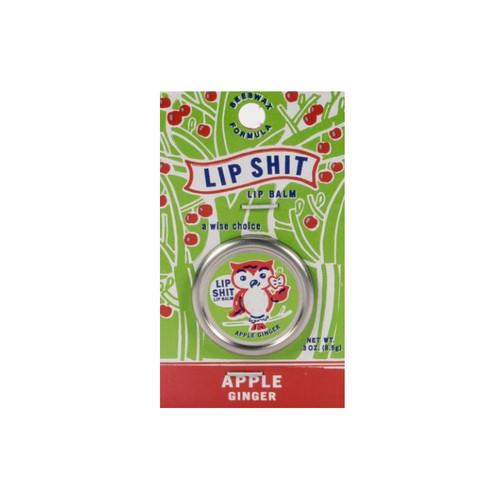 Lip Shit - Apple Ginger