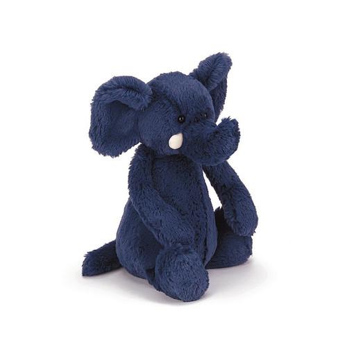 Bashful Blue Elephant