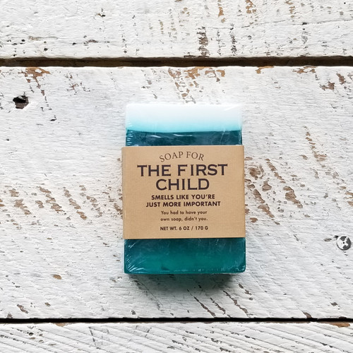 Soap For First Child