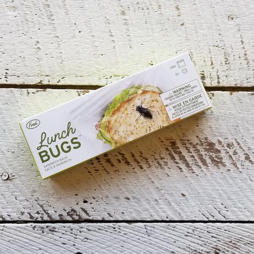 Lunch Bugs - Sandwich Bags