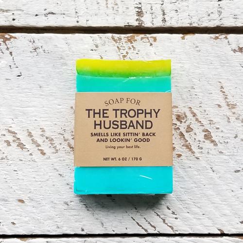 Soap For Trophy Husbands