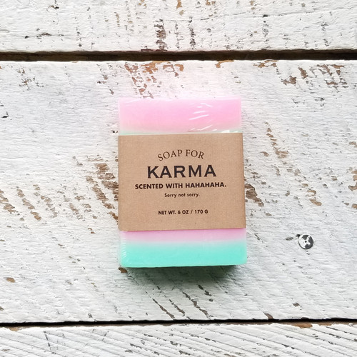 Soap For Karma