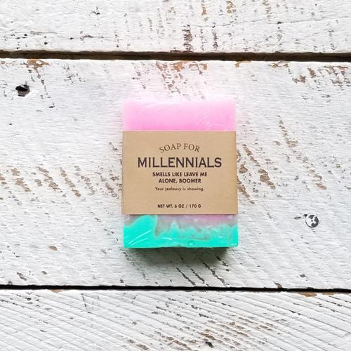 Soap For Millennials