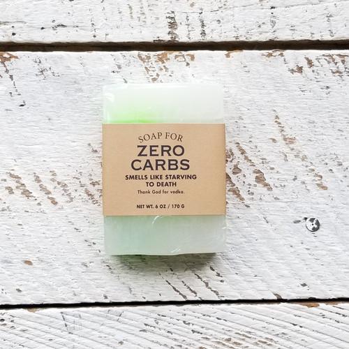 Soap For Zero Carbs