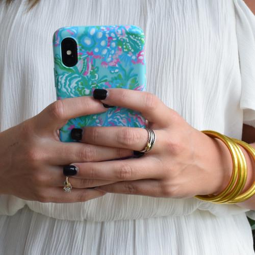 Phone Case - iPhone X/XS - Aqua La Vista