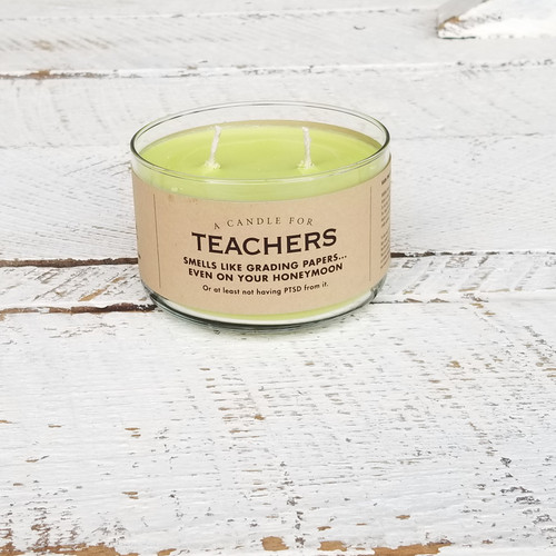 Candle - Teachers