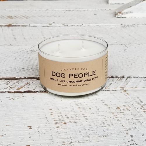 Candle - Dog People