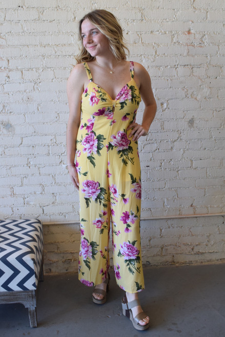 Southern Sweetheart Jumpsuit