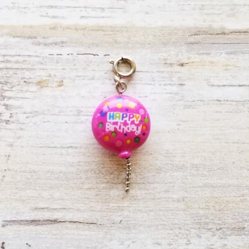 Birthday Balloon Charm
