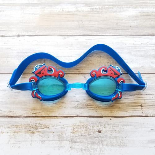 Swim Goggles - Octopus