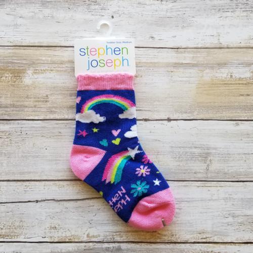 Toddler Socks - Rainbow