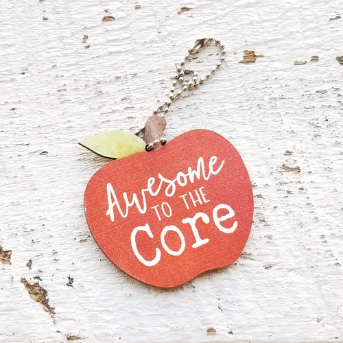 Awesome Core Keychain