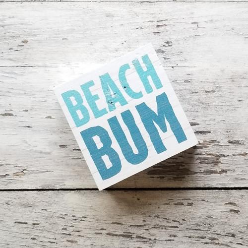 3.5x3.5 Beach Bum