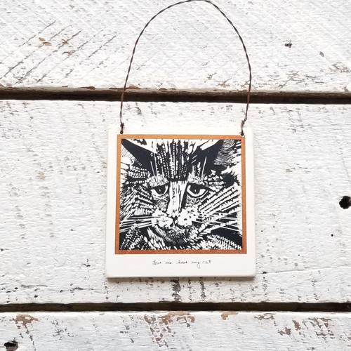 Ornament- Cat
