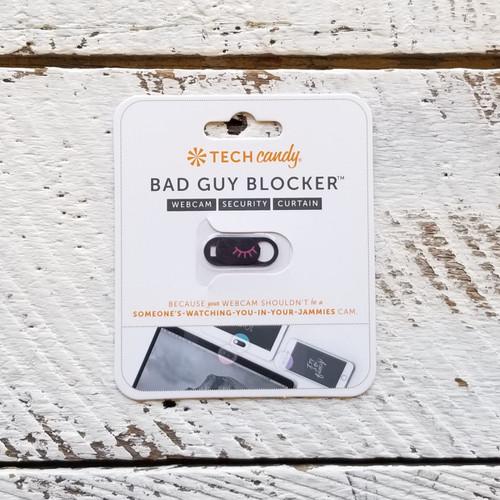 Bad Guy Blocker Black & Pink