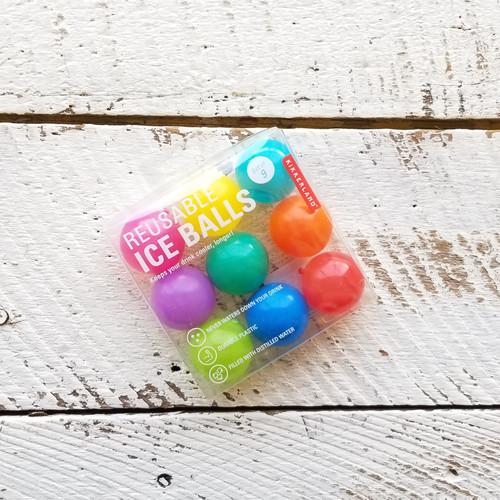Reusable Ice Balls