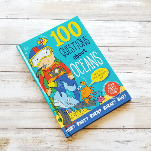 100 Questions Oceans