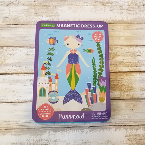 Magnetic Figures Purrmaid