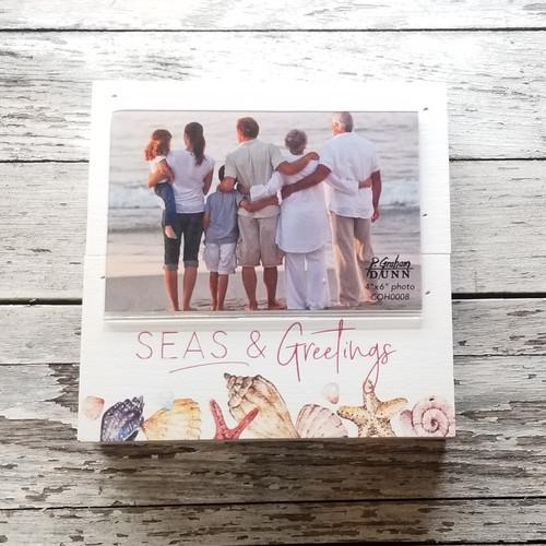 Photo Frame 7 x 7 - Seas And