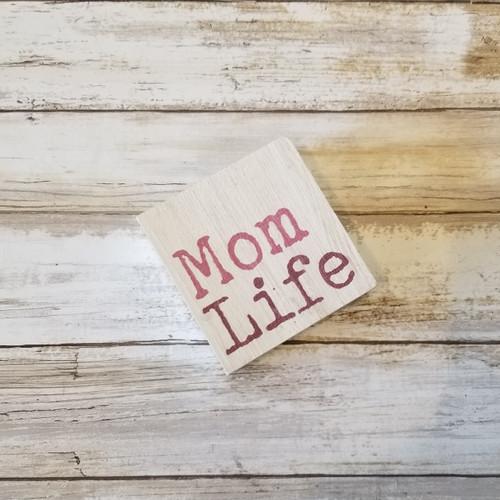 3.5x3.5 Mom Life